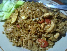 Foto Nasi Goreng & Ayam Malaya Lombok