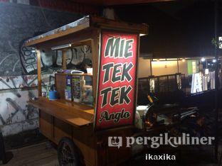 Foto 2 - Eksterior(Sign ) di Mie Tek Tek Anglo oleh Mariska