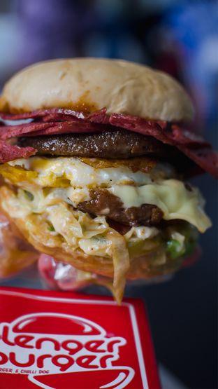 Foto - Makanan di Blenger Burger oleh perutrakuss