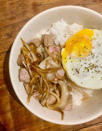 Foto Makanan di Kopikina