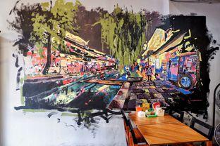 Foto 2 - Interior di Mie Onlok Palembang oleh David Sugiarto