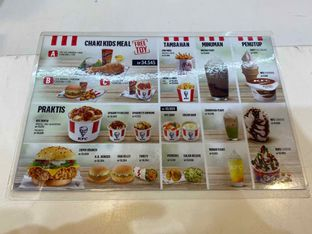 Foto review KFC oleh Levina JV (IG : @levina_eat & @levinajv) 7