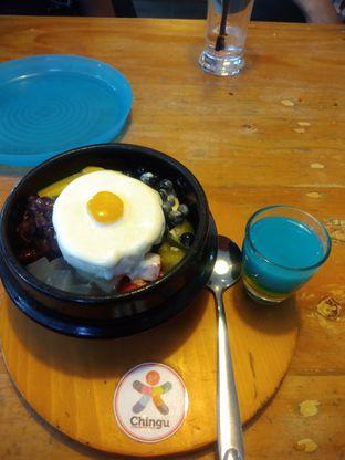 Foto review Chingu Korean Fan Cafe oleh Ghassani Allami 1