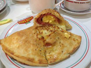 Foto 2 - Makanan di Papa Ron's Pizza oleh Komentator Isenk