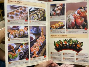 Foto 9 - Menu di Sushi Mentai oleh IG @riani_yumzone