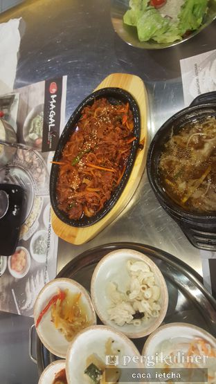 Foto 2 - Makanan di Magal Korean BBQ oleh Marisa @marisa_stephanie