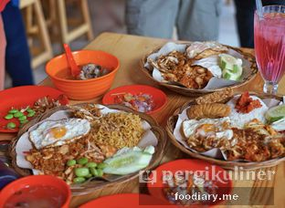 Foto 4 - Makanan di Kakkk Ayam Geprek oleh @foodiaryme | Khey & Farhan