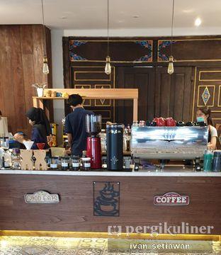 Foto 4 - Interior di Kode-in Coffee & Eatery oleh Ivan Setiawan
