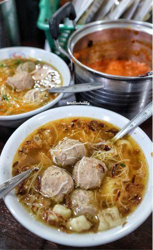Foto - Makanan di Bakso Mas Kumis oleh Stellachubby