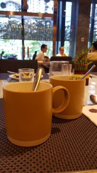 Foto review Catappa Restaurant - Hotel Grand Mercure Kemayoran oleh helloitsjenny jenny 7
