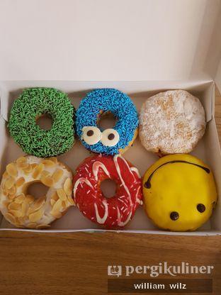 Foto 2 - Makanan di Dunkin' Donuts oleh William Wilz