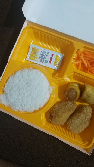 Foto - Makanan di HokBen (Hoka Hoka Bento) oleh hokahemattiga