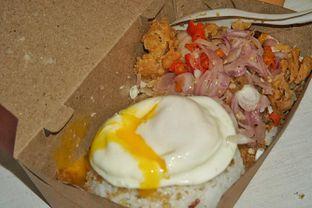 Foto 2 - Makanan(Ayam Geprek Sambal Matah) di Ayam Bang Dava oleh Fadhlur Rohman