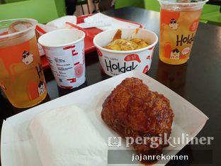 Foto review Holdak Crispy Chicken oleh Jajan Rekomen 2