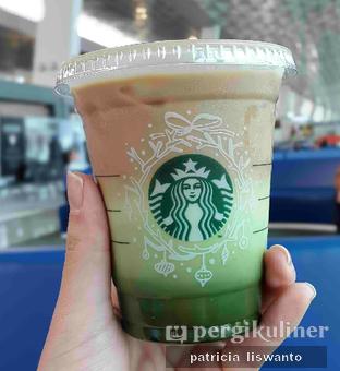 Foto - Makanan(Matcha espresso fusion) di Starbucks Coffee oleh Patsyy