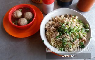 Foto 1 - Makanan di Mie Ayam Acoi oleh Selfi Tan