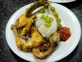 Foto Ayam Goreng Berkah