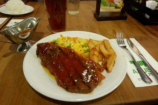 Foto 2 - Makanan di Abuba Steak oleh iqiu Rifqi
