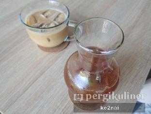 Foto 1 - Menu(Chill Bro dan Es Kopi Guilermo) di Chill Bill Coffees & Platters oleh Myra Anastasia