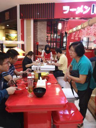 Foto review Universal Noodle Ichiro Ramen Market oleh om doyanjajan 3