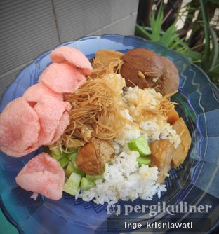Foto review Nasi Uduk & Ketupat Sayur Encim Sukaria oleh Inge Inge 1