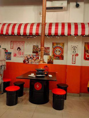 Foto 5 - Interior di Pochajjang Korean BBQ oleh Dwi Izaldi