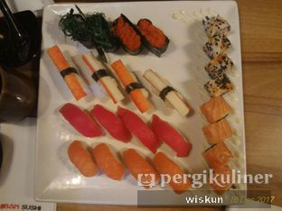 Foto review Ichiban Sushi oleh D G 3
