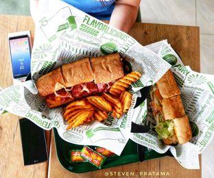 Foto - Makanan di Quiznos oleh Steven Pratama