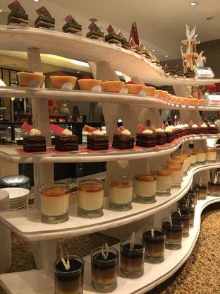 Foto 4 - Interior di Satoo - Hotel Shangri-La oleh Kami  Suka Makan