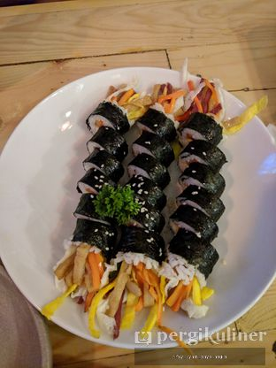 Foto 10 - Makanan(Kimbab) di Young Dabang oleh Rifky Syam Harahap | IG: @rifkyowi