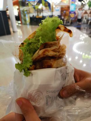 Foto 1 - Makanan di Liang Sandwich Bar oleh Meri @kamuskenyang