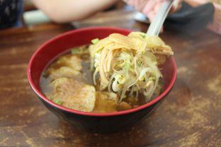 Foto 1 - Makanan(Soto Spesial Tanpa Nasi) di Soto Bu Tjondro oleh YSfoodspottings