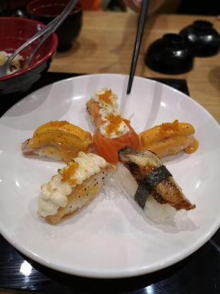 Foto review J Sushi oleh om doyanjajan 9