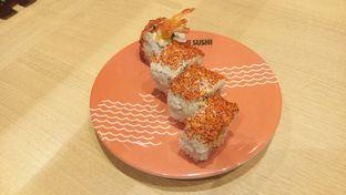 Foto 4 - Makanan(Spicy Shrimp Tempura) di Genki Sushi oleh melisa_10