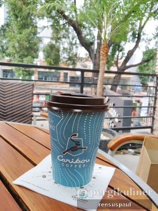 Foto review Caribou Coffee oleh Rensus Sitorus 1