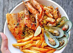5 Jenis Seafood yang Pasti Muncul dalam Sajian Seafood Platter