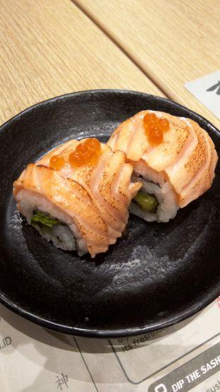 Foto review Itacho Sushi oleh @makansamaoki  3