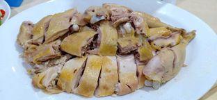 Foto 1 - Makanan(Ayam Garam) di Angke Restaurant oleh Komentator Isenk