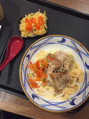 Foto 3 - Makanan di Marugame Udon oleh @Itsjusterr
