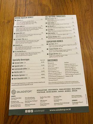 Foto review SaladStop! oleh Levina JV (IG : levina_eat ) 5
