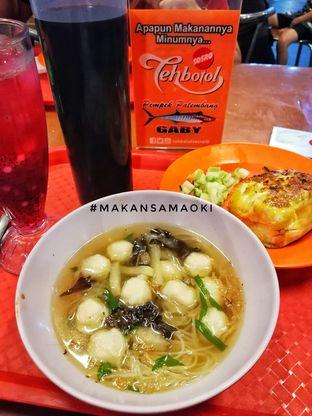 Foto 1 - Makanan di Pempek Palembang Gaby oleh @makansamaoki