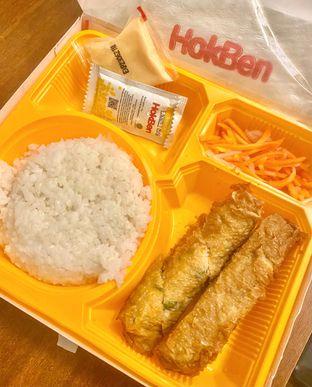 Foto review HokBen (Hoka Hoka Bento) oleh Andrika Nadia 1