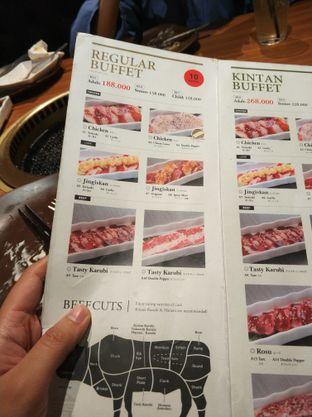Foto 3 - Menu di Kintan Buffet oleh iqiu Rifqi