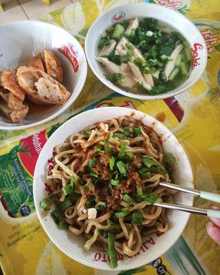 Foto review Mie Ayam Acing oleh Junior  4