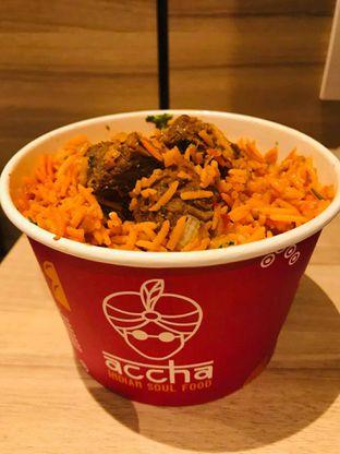 Foto 3 - Makanan di Accha oleh Margaretha Helena #Marufnbstory