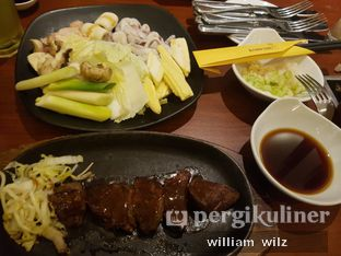 Foto 2 - Makanan di KOBESHI by Shabu - Shabu House oleh William Wilz