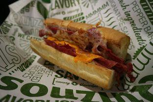 Foto 1 - Makanan di Quiznos oleh Janice Agatha
