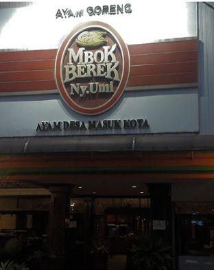 Foto review Ayam Goreng Mbok Berek Ny. Umi oleh Jacklyn  || IG: @antihungryclub 1