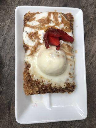Foto 3 - Makanan(Pisang Karamel) di Omah Sendok oleh feedthecat