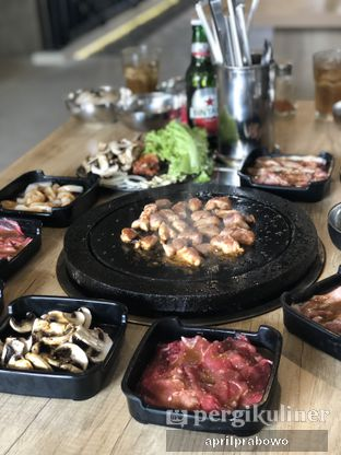 Foto 2 - Makanan di Hunter's Grill oleh Cubi